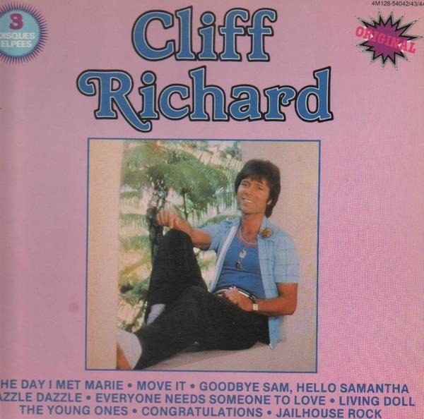 #<Artist:0x007f8217cfd258> - Cliff Richard
