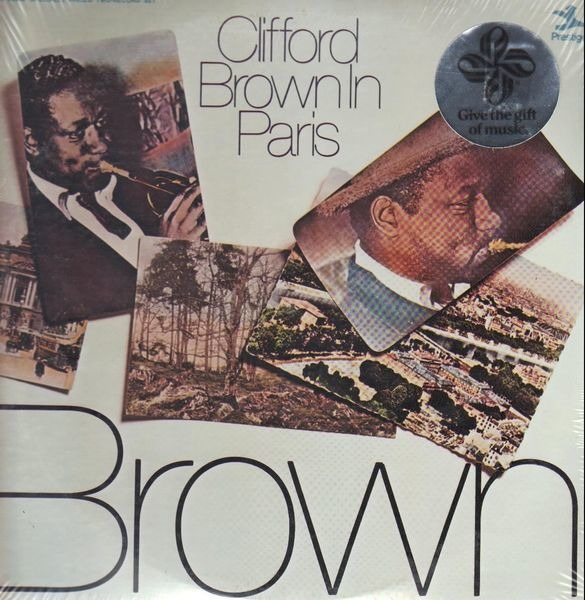 #<Artist:0x007f9545cad910> - Clifford Brown in Paris