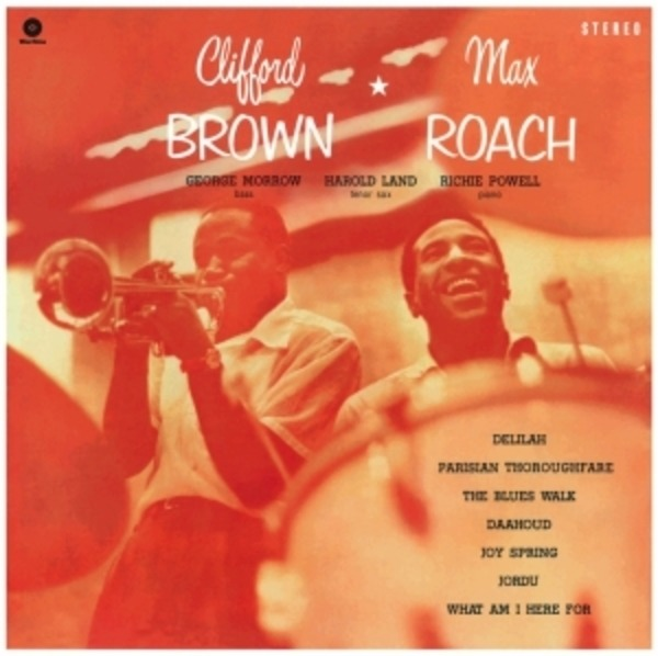#<Artist:0x007fd8b4fbbeb0> - Clifford Brown & Max Roach