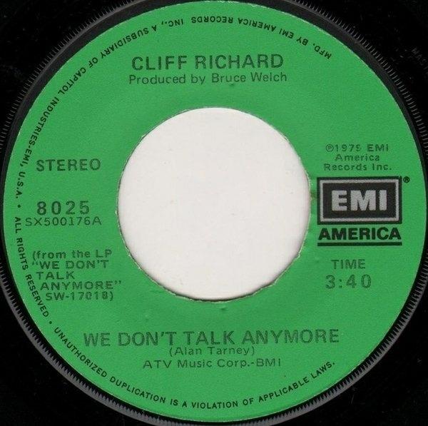 #<Artist:0x007f28f9f05ef0> - We Don't Talk Anymore