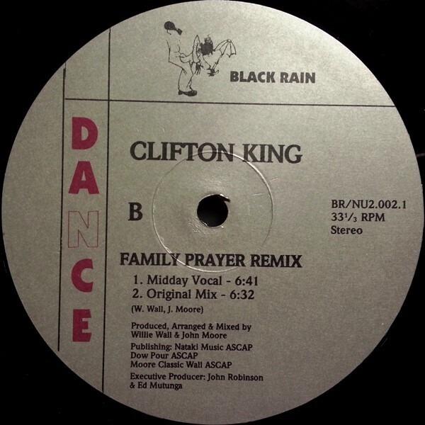 #<Artist:0x007fd6149c1ed0> - Family Prayer Remix