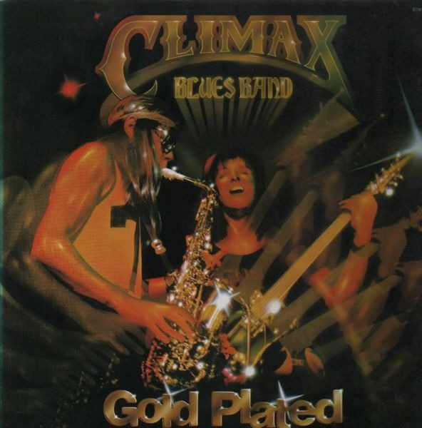 climax blues band gold plated (gatefold)