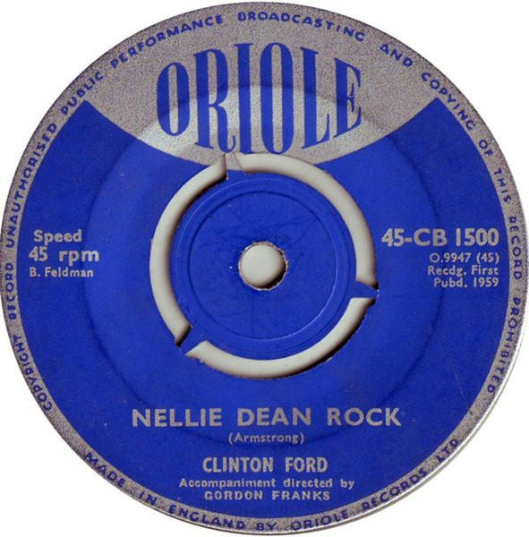 Clinton Ford - Nellie Dean Rock