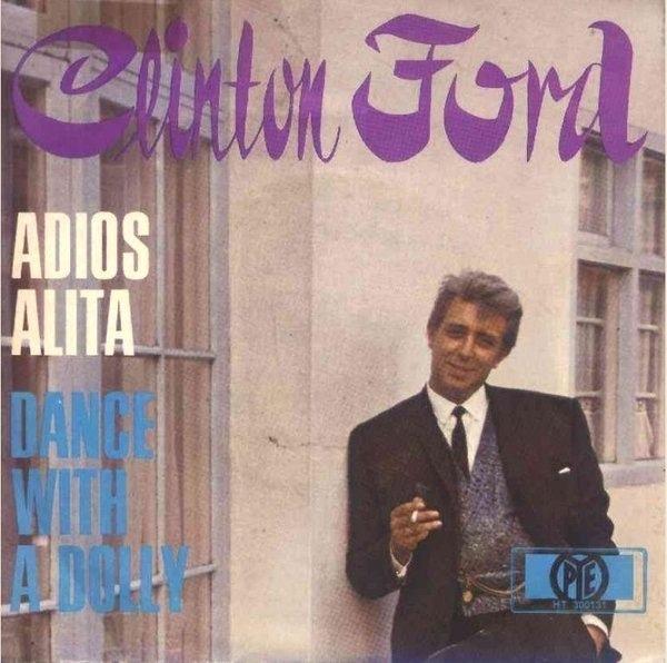 Clinton Ford - Adios Alita