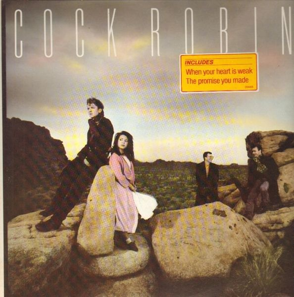 COCK ROBIN - Cock Robin - 33T