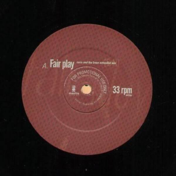 COCO AND THE BEAN - Fair Play - 12 inch x 1