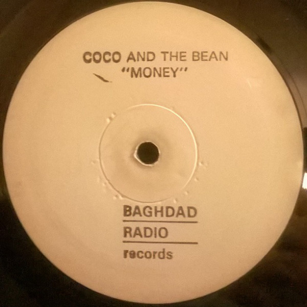 COCO AND THE BEAN - Money - 12 inch x 1