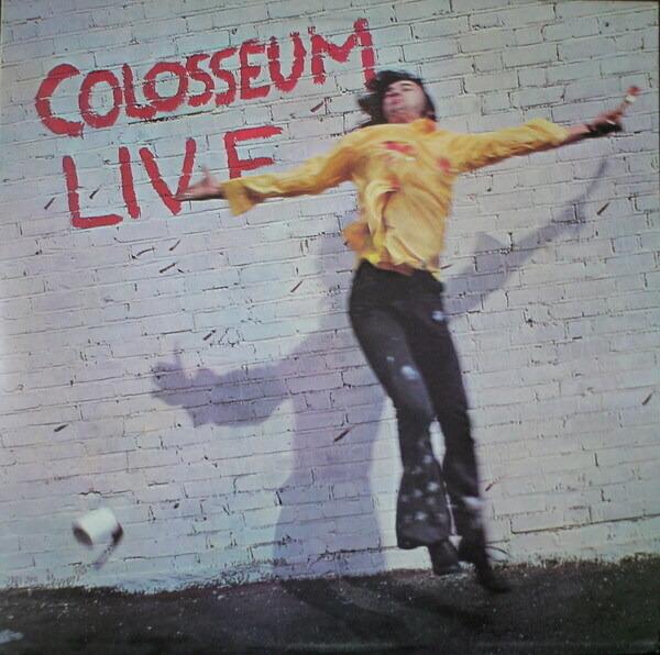 COLOSSEUM - Live (GATEFOLD) - LP x 2