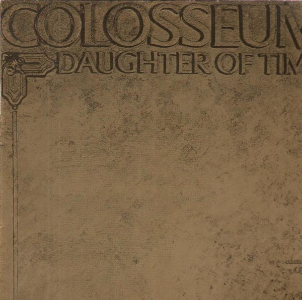 COLOSSEUM - Daughter Of Time - LP