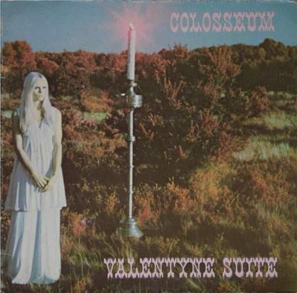 COLOSSEUM - Valentyne Suite (GATEFOLD COVER) - LP