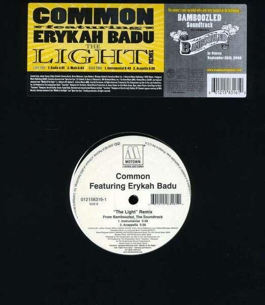 The Light (remix) - Common