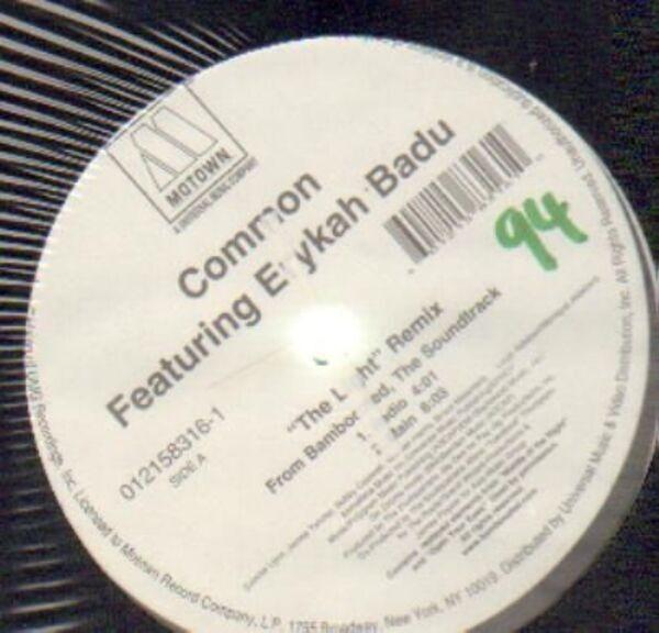 Common - The Light (remix (still Sealed))