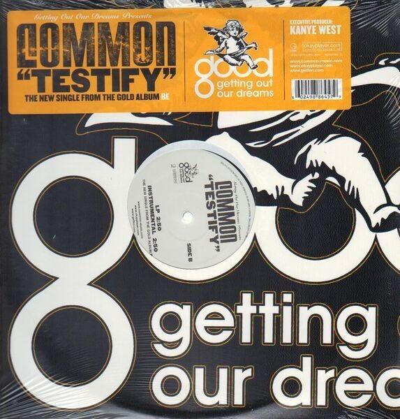 Common - Testify (still Sealed)