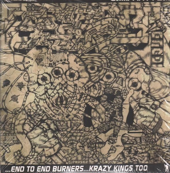 #<Artist:0x00007fd8995c2c30> - End To End Burners / Krazy Kings Too