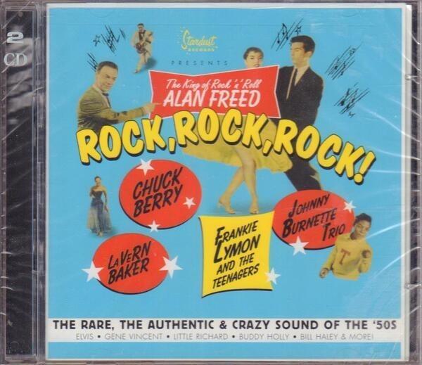 #<Artist:0x0000000007bd0ab8> - Rock, Rock, Rock