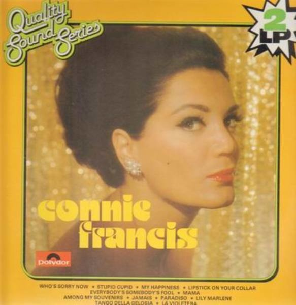 #<Artist:0x007f82373f1068> - Connie Francis