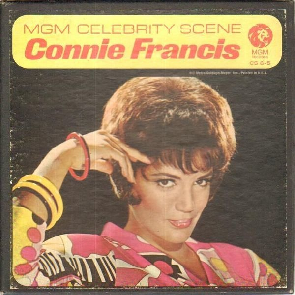 #<Artist:0x007f0b21d002b8> - Connie Francis