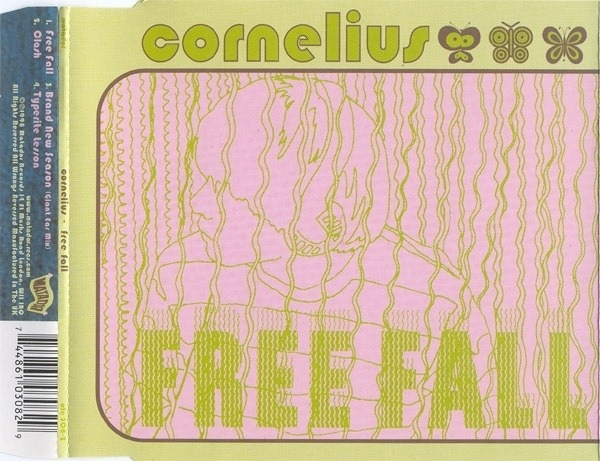 CORNELIUS - Free Fall - CD single