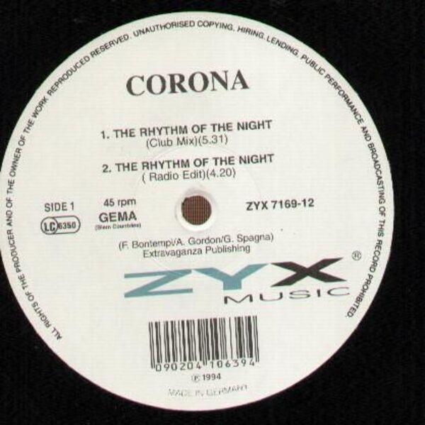 #<Artist:0x0000000007903218> - The Rhythm of the night