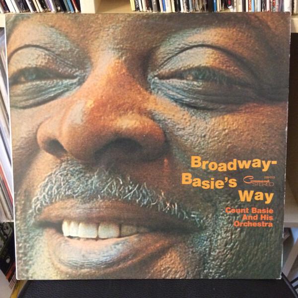 #<Artist:0x007f1ec69ff240> - Broadway Basie's...Way