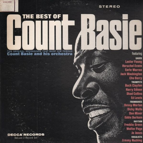 #<Artist:0x00007fd9035a6318> - The Best Of Count Basie