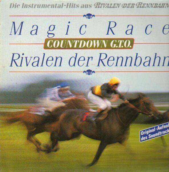 COUNTDOWN G.T.O. - Magic Race - Maxi x 1
