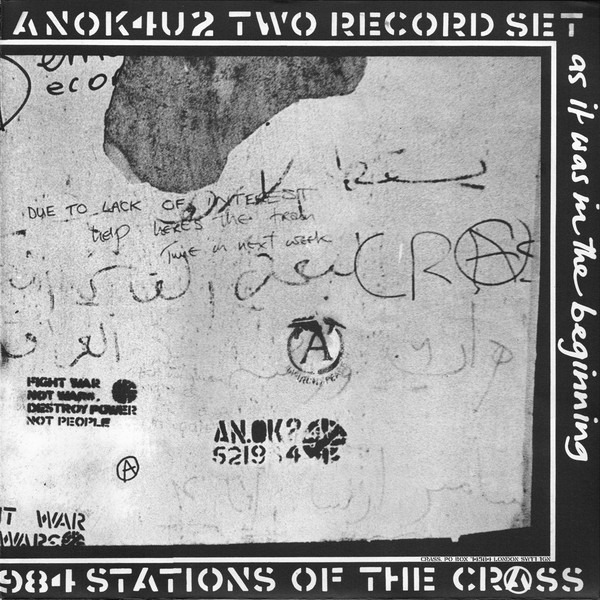 #<Artist:0x00007f4ded6b1560> - Stations of the Crass