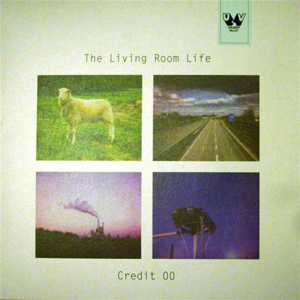 CREDIT 00 - The Living Room Life EP - 12 inch x 1