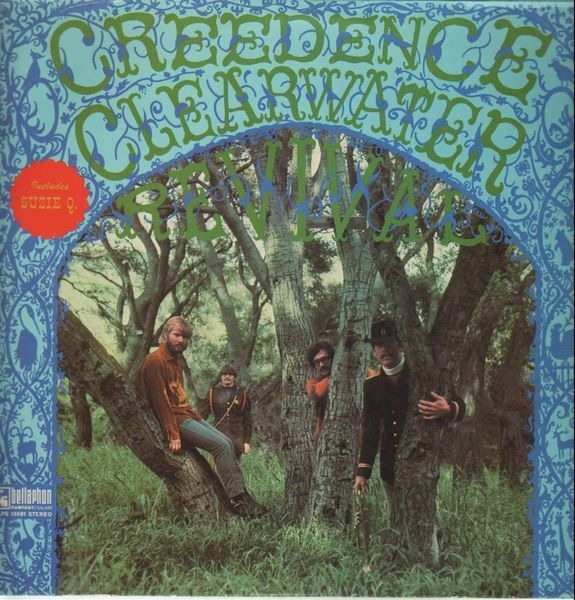 #<Artist:0x007f3583f2dc98> - Creedence Clearwater Revival