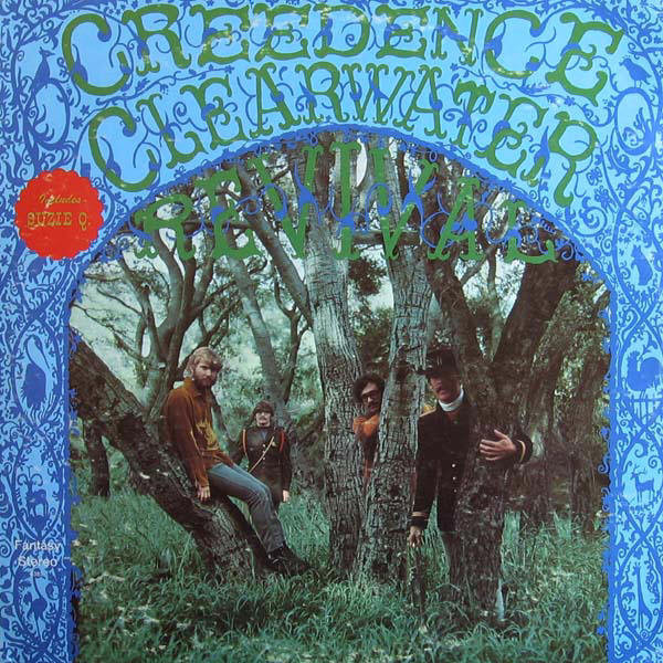 #<Artist:0x007f7579da9198> - Creedence Clearwater Revival