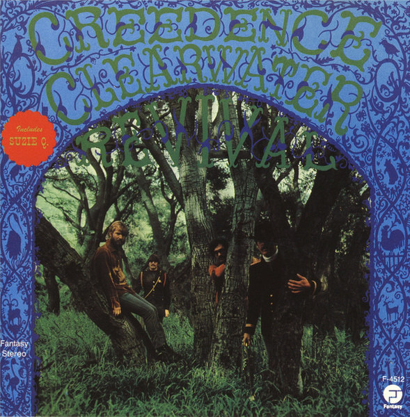 #<Artist:0x00007fcea6dee578> - Creedence Clearwater Revival