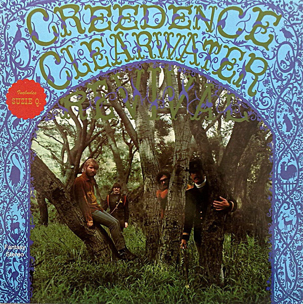 #<Artist:0x007f277b1bfec8> - Creedence Clearwater Revival