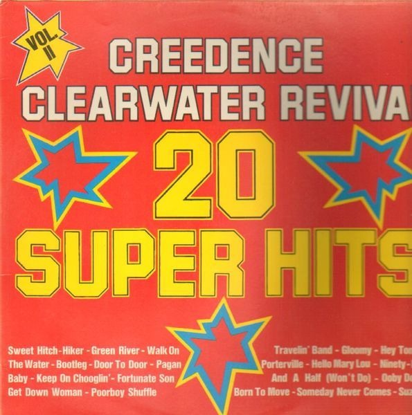 #<Artist:0x007f3571ec12d0> - 20 Super Hits Vol. II