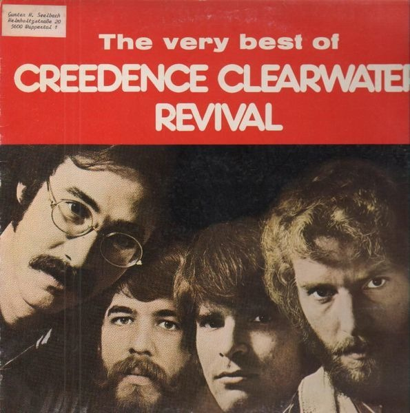 #<Artist:0x007f1ea5495b18> - The Very Best Of Creedence Clearwater Revival