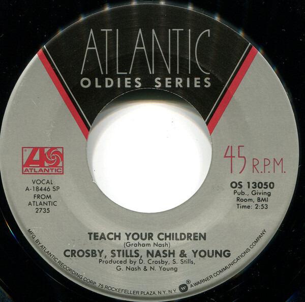 #<Artist:0x00007fd8e00fd320> - Teach Your Children / Woodstock