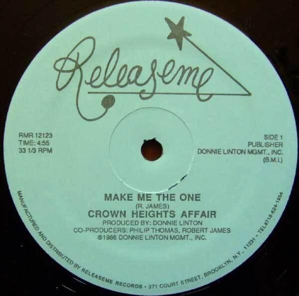 #<Artist:0x007fafb0329f58> - Make Me The One