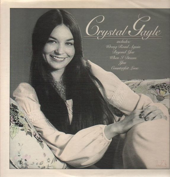 #<Artist:0x007f41d8a25988> - Crystal Gayle