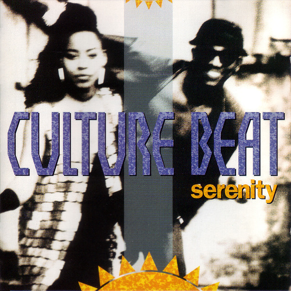 CULTURE BEAT - Serenity - CD