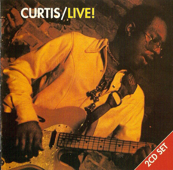 #<Artist:0x007fe151bdc1c8> - Curtis / Live!