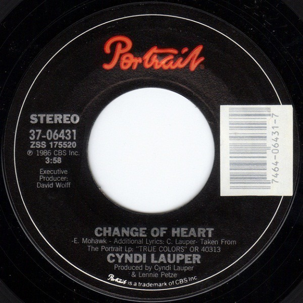 #<Artist:0x00007f4dec7ae248> - Change Of Heart
