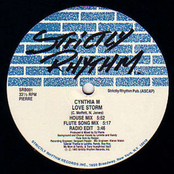 #<Artist:0x007f483bdd8580> - Love Storm