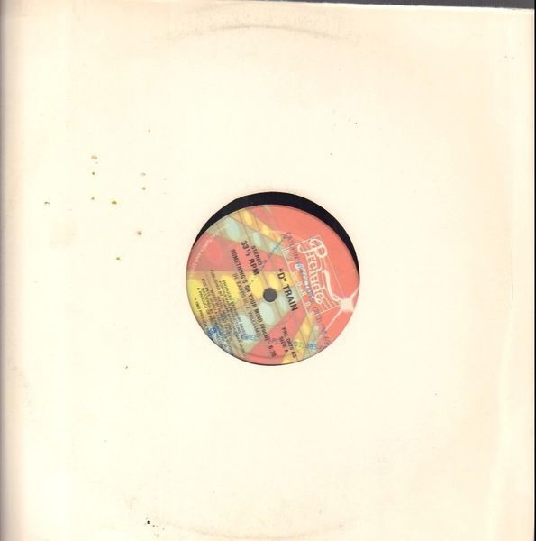 'D' TRAIN, D-TRAIN - Something's On Your Mind - 12 inch x 1