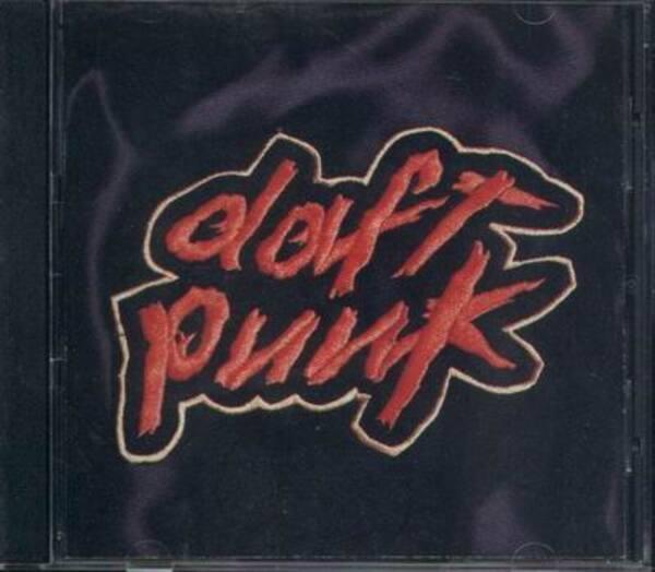 discogs homework daft punk