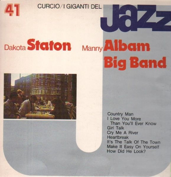 #<Artist:0x00007f8136026930> - I Giganti Del Jazz Vol. 41