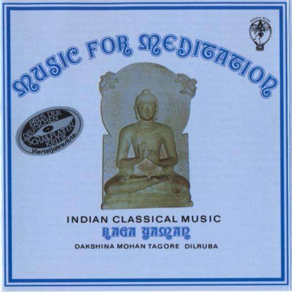 Dakshina Mohan Tagore Music For Meditation - Indian Classical Music - Raga Yaman - Evening Raga