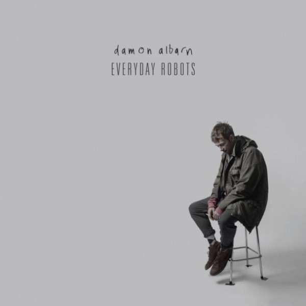 DAMON ALBARN - Everyday Robots (STILL SEALED, BONUS CD) - LP x 3