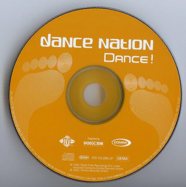 Dance Nation Dance!