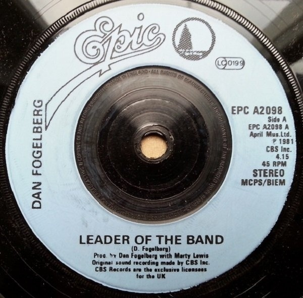 #<Artist:0x007efd3015f250> - Leader Of The Band