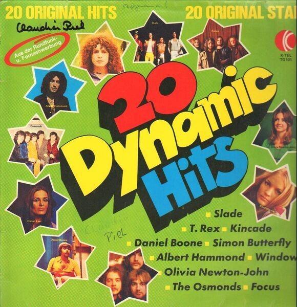 #<Artist:0x00007fd903a692d8> - 20 Dynamic Hits