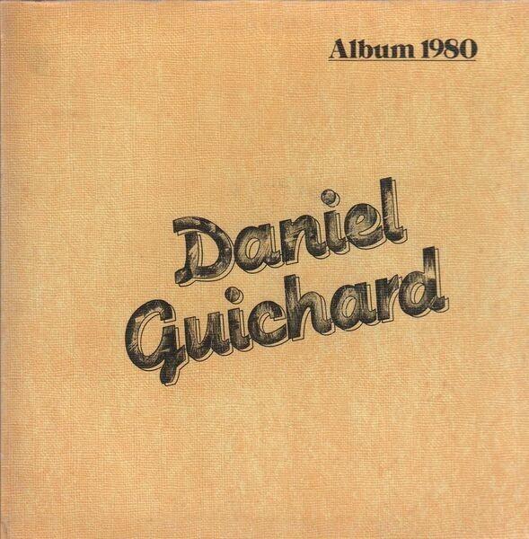 Daniel Guichard Album 1980 (GATEFOLD)
